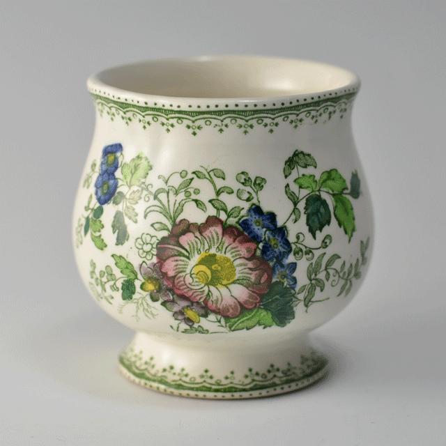 イギリスの老舗陶器ブランドメイソンズ(MASON'S)のPaynsleyシリーズのプランターポット
