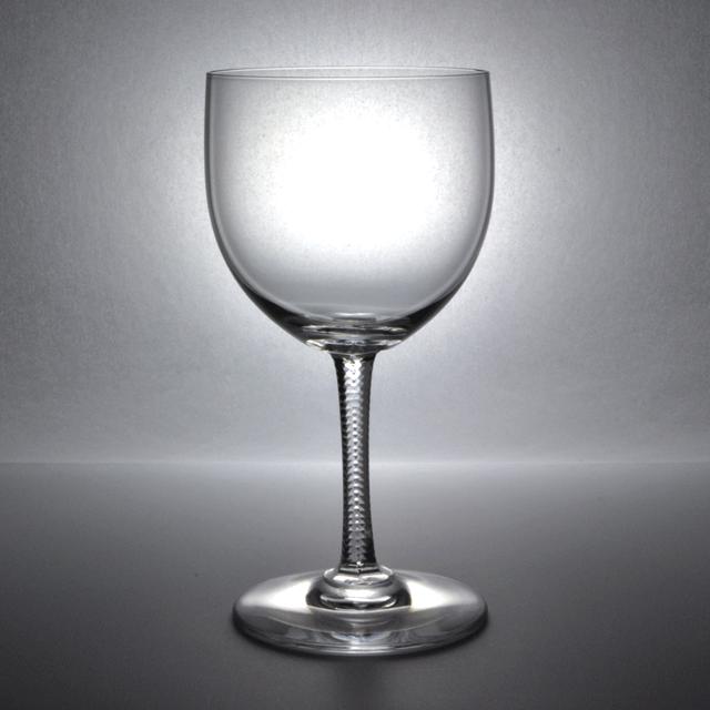 最高級クリスタル バカラ(Baccarat)のアンティークワイングラス