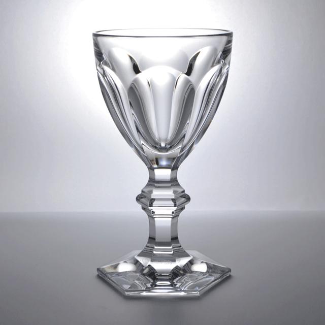 バカラのHarcourt(アルクール)シリーズのアンティークワイングラス