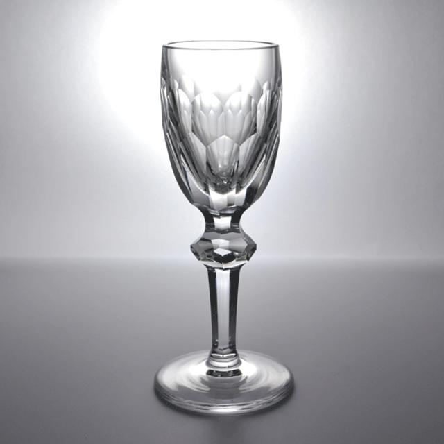 アイルランドのWaterfordウォーターフォードの上質なクリスタルガラスで作られたリキュールグラス