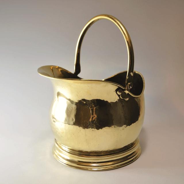 ブラス(真鍮)製アンティークコークスケース