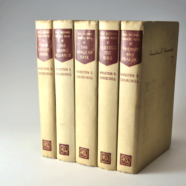 アンティークブック5冊セット