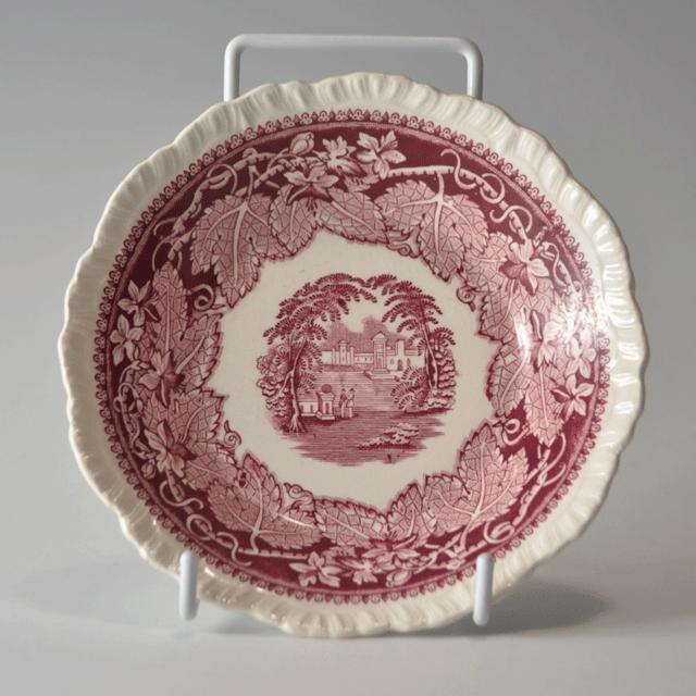 イギリスの陶磁器メーカーMASON'S(メイソンズ)のVISTAパターンのプレート