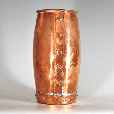 プランターケース プランター コッパー 銅