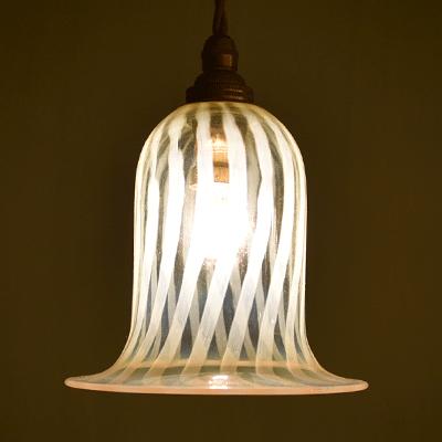 ランプシェード アンティーク照明 ペンダントライト アンティークシェード イギリスアンティーク