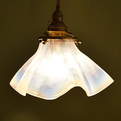 ランプシェード アンティークランプ アンティーク照明 ペンダントランプ