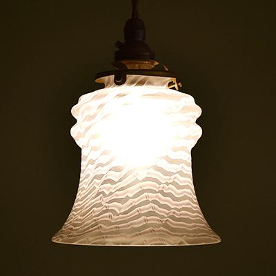 ランプシェード アンティークランプ アンティーク照明 ペンダントライト