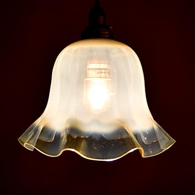ランプ シェード 照明 ペンダントライト