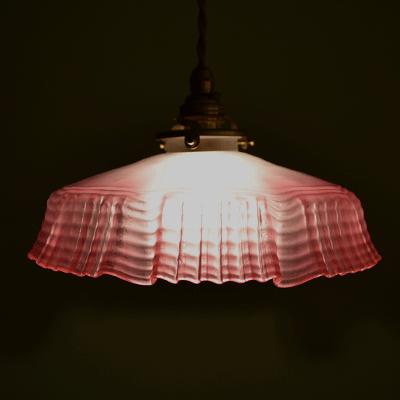ランプシェード アンティーク照明 ペンダントライト イギリスアンティーク